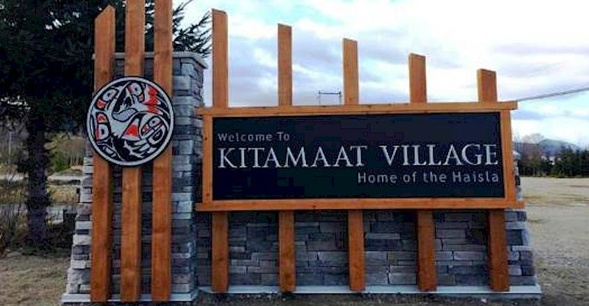 Salt Water Fishing Kitimat BC