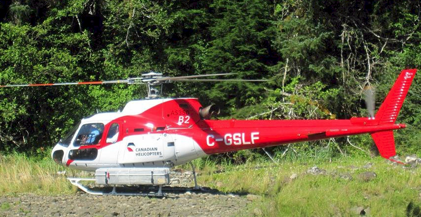 Helicopter Tours and Adventures Kitimat BC